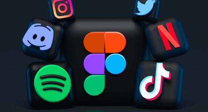 Réseaux médias sociaux vente